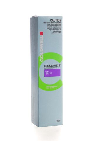 GOLDWELL COLORANCE TUBES 60ML