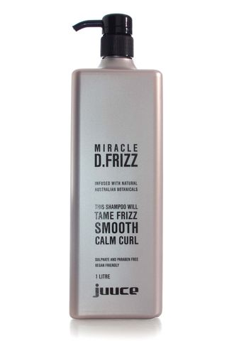 JUUCE MIRACLE D FRIZZ SHAMPOO 1L