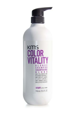KMS COLORVITALIT BLONDE SHAMPOO 750ML