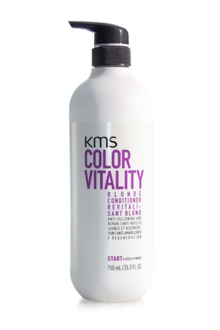 KMS COLORVITALITY BLONDE COND 750ML