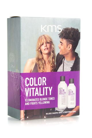 KMS COLOR VITALITY BLONDE DUO