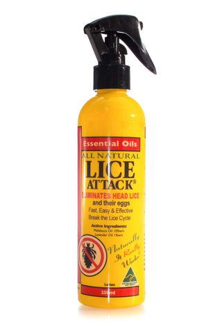 LICE ATTACK LOTION 250ML