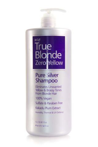 HILIFT TRUE BLONDE SILVER SHAMPOO 1L