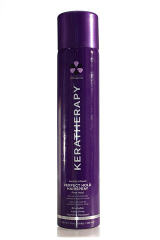 KERATHERAPY PERFECT HOLD HAIRSPRAY 335ML