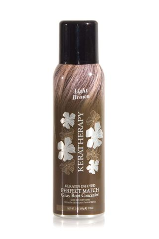 KERATHERAPY ROOT CONCEALER LT BROWN