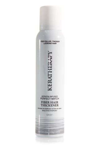 KERATHERAPY FIBER THICK SPRAY GREY