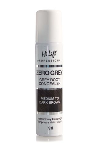 HI LIFT ZERO GREY ROOT CONCEAL DK BROWN