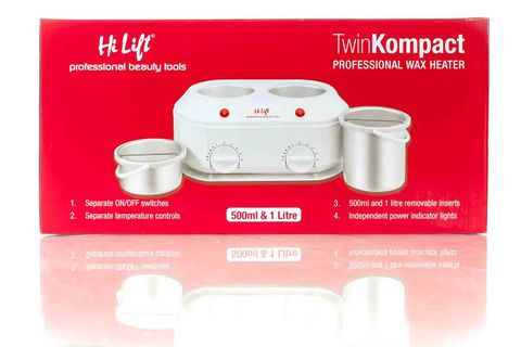 TWIN WAX POT-1L/500ML