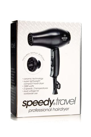 SPEEDY TRAVEL DRYER BLACK