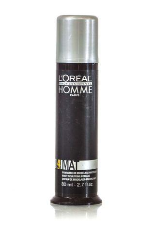 LOREAL HOMME MATT POMADE 80ML