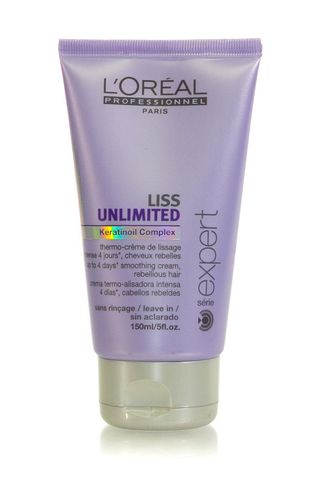 LOREAL LISS UNLIMITED SMOOTHING CREAM