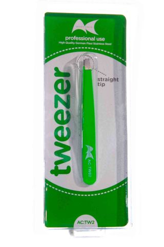 ARTISTS CHOICE TWEEZER STRAIGHT TIP