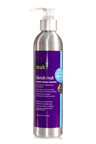 MUK BLONDE TONING SHAMPOO 300ML