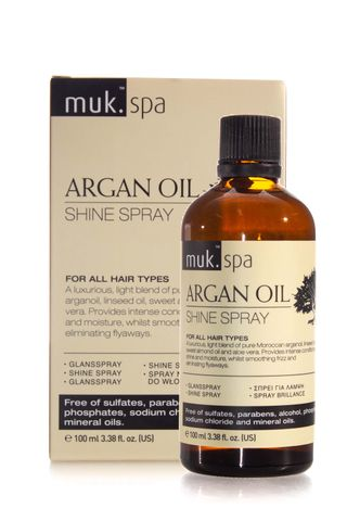 MUK ARGAN OIL SHINE SPRAY 100ML