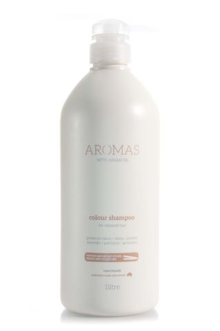 NAK AROMAS COLOUR SHAMP W/ ARGAN OIL 1L