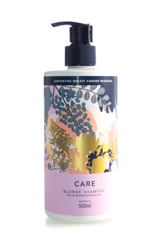 NAK CARE SHAMPOO 500ML BLONDE