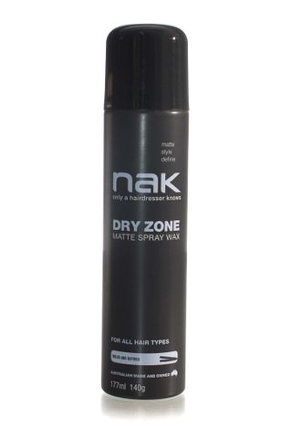 NAK DRY ZONE MATTE SPRAY WAX*