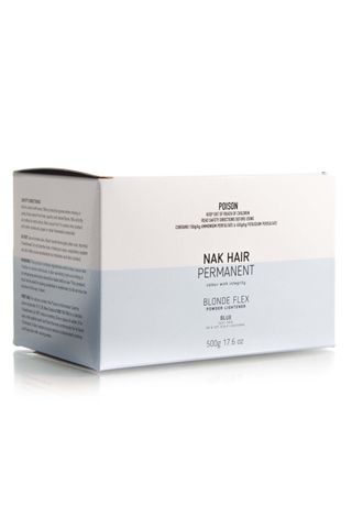 NAK BLONDE FLEX BLUE BLEACH 500G