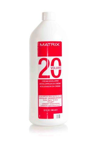 MATRIX UNIVERSAL DEVELOPER 946ML 20 VOL