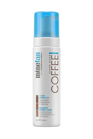 MINETAN COFFE COCONUT WATER SELF TAN*