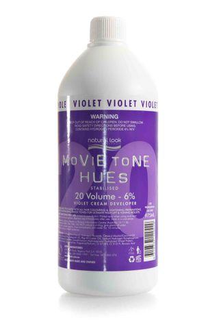 N/LOOK MOVIE TONE VIOLET 20 VOL 975ML