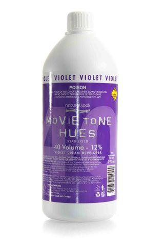 N/LOOK MOVIE TONE VIOLET 40 VOL 975ML