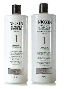 NIOXIN CLEANSER /REVIT 1L DUO #1