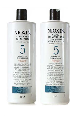 NIOXIN CLEANSER /REVIT 1L DUO #5