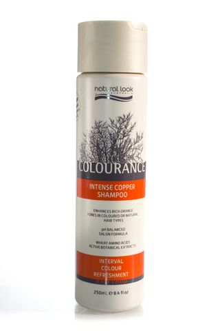N/LOOK INTENSE COPPER SHAMPOO 250ML