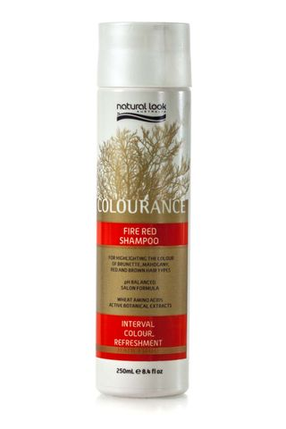 N/LOOK FIRE RED SHAMPOO 250ML