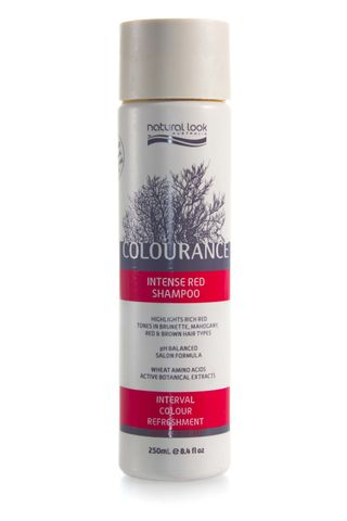 N/LOOK INTENSE RED SHAMPOO 250ML