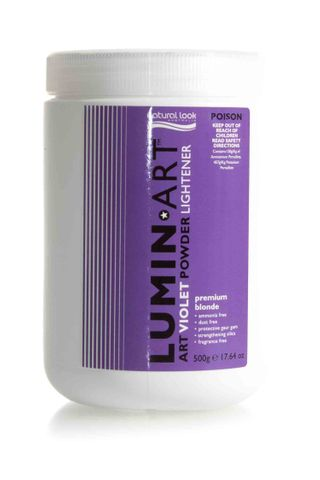 LUMINART PREMIUM BLEACH 500G VIOLET
