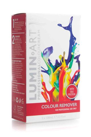 LUMINART COLOUR REMOVER 2 X 100ML