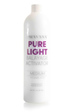 PRAVANA PURE LIGHT ACTIVATOR MED 453G