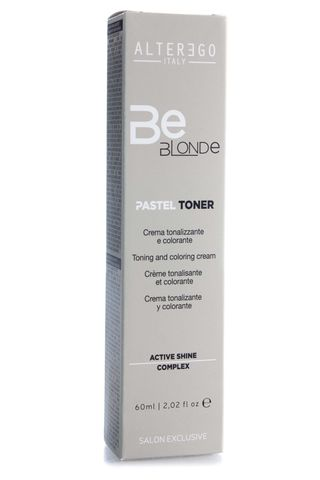 ALTER EGO BE BLONDE PASTEL TONER 60ML