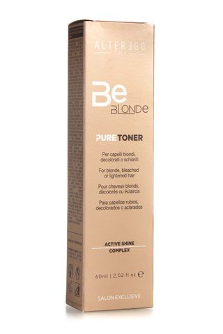 ALTER EGO BE BLONDE PURE TONER