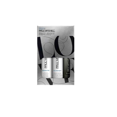 P MITCHELL TRIO GIFT SET GENTLE CLEANSE
