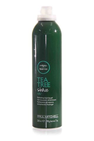 P MITCHELL TEA TREE SHAVE GEL 200ML