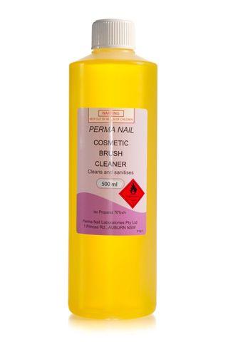 PERMA NAIL COSMETIC BRUSH CLEANER 500ML