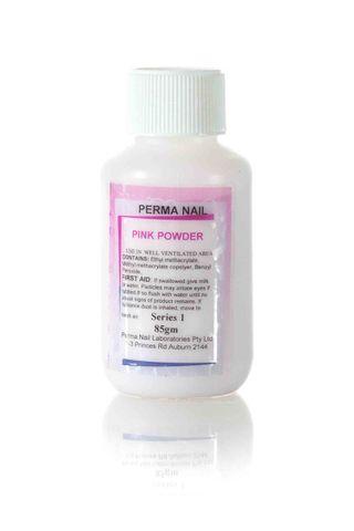 PERMA NAIL POWDER 85G PINK
