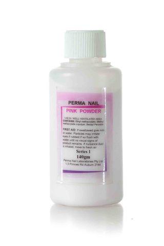 PERMA NAIL POWDER 140G PINK