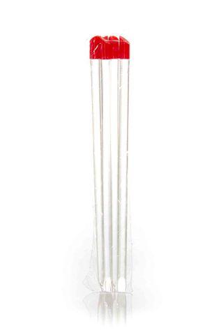 PERMA NAIL PLASTIC CUTICLE PUSHER 5PK