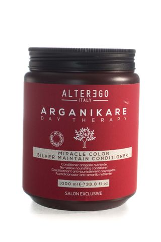 ARGANIKARE CONDITIONER 1000ML SILVER*