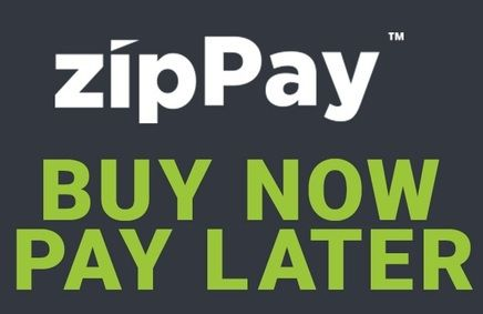 ZipPay now available - Buy now, pay later, Interest FREE