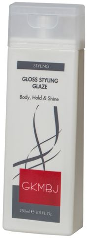 GKMBJ Gloss Styling Glaze 250ml