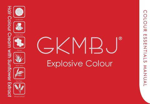 GKMBJ Colour Manual Brochure