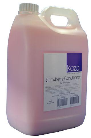 Koza Basin Strawberry Conditioner 5L