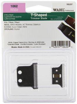 Wahl Trimmer Blade Set T-shaped