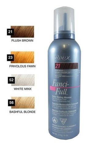 Fanci-Full Hair Colour Mousse 170g
