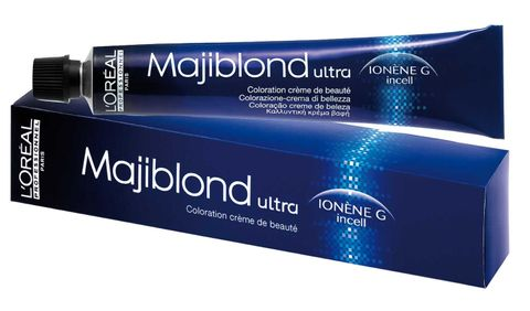 Loreal Majiblonde Hair Colour